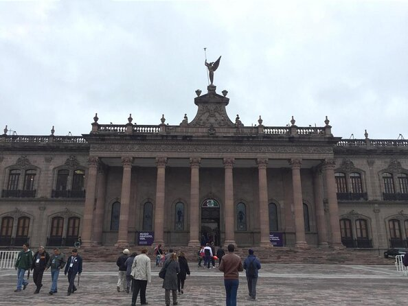 Monterrey City Hall (Palacio Municipal)