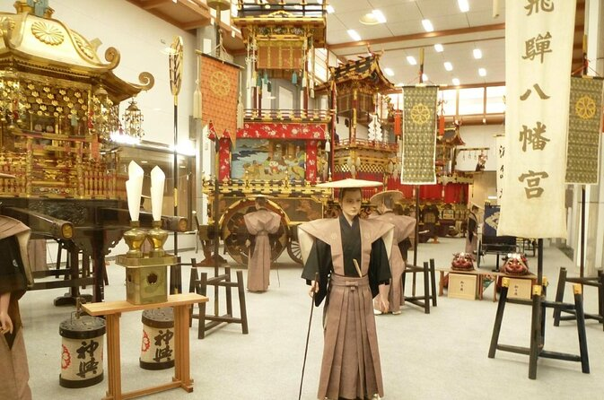 Sakurayama Hachimangu Shrine & Festival Floats Exhibition Hall