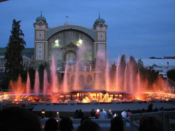 Krizik Fountain (Krizikova Fontana)