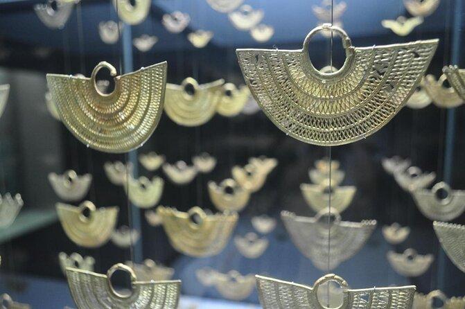 Museu do Ouro (Museo de Oro Zenu)
