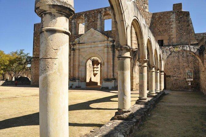 Cuilapam Convent (Convento de Cuilápam)