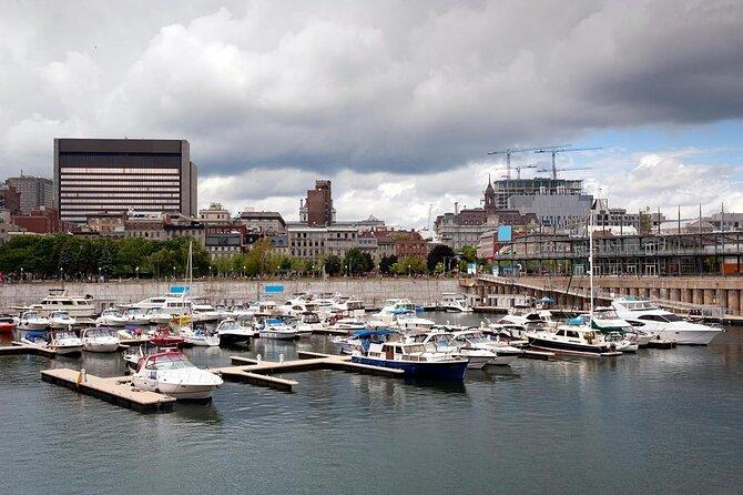 Old Port of Montreal (Vieux Port de Montréal)