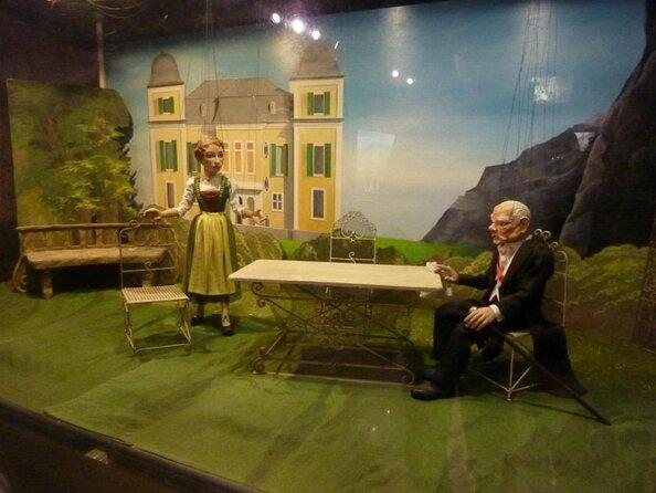 Salzburg Marionette Theatre (Marionettentheater)