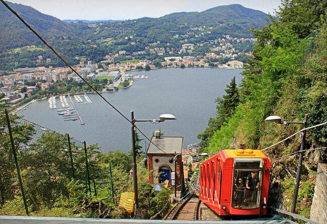 Como-Brunate Funicular Railway (Funicolare Como–Brunate)