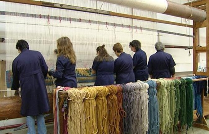 Royal Tapestry Factory (Real Fábrica de Tapices)