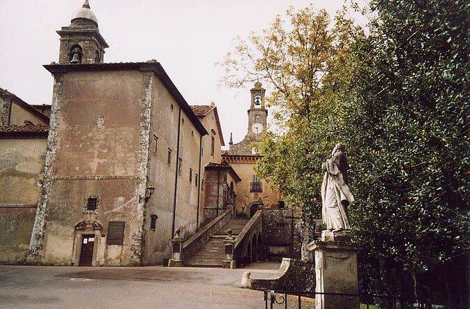 Sanctuary of Monte Senario (Santuario di Monte Senario)