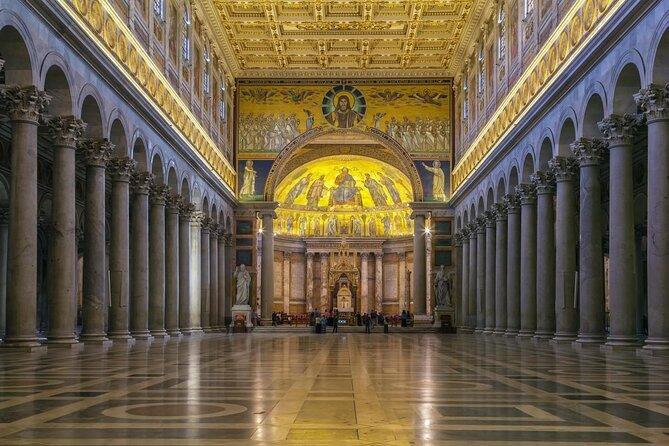 Basilica of Saint Paul Outside the Walls (Basilica di San Paolo Fuori le Mura)