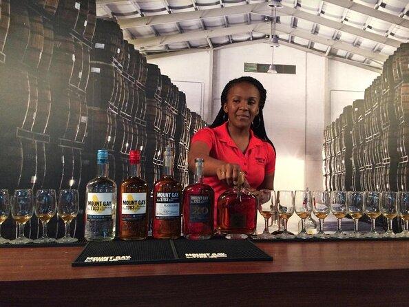 Mount Gay Rum Besucherzentrum