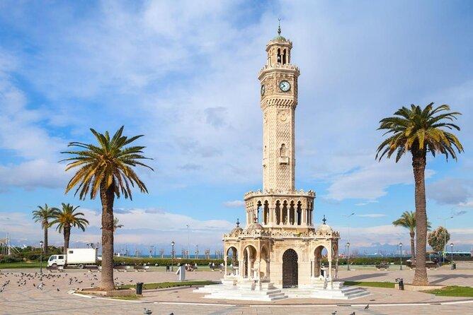 Izmir Clock Tower (Izmir Saat Kulesi)