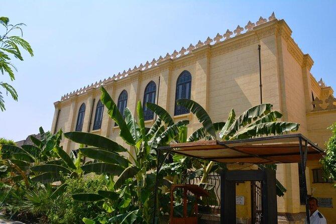 Synagogue Ben Ezra