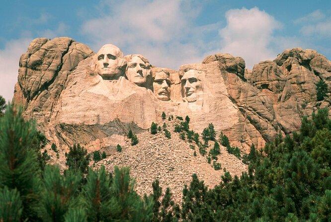 Memoriale nazionale del Monte Rushmore