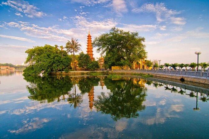 Tran Quoc Pagoda (Chua Tran Quoc)