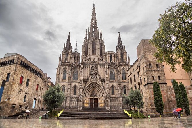 Barcelona Cathedral (Catedral de Barcelona)
