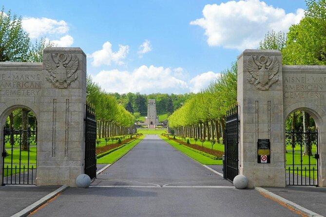 Cimitero e memoriale americani di Aisne-Marne