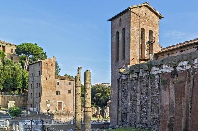 St. Nicholas Basilica in Carcere (Basilica San Nicola)