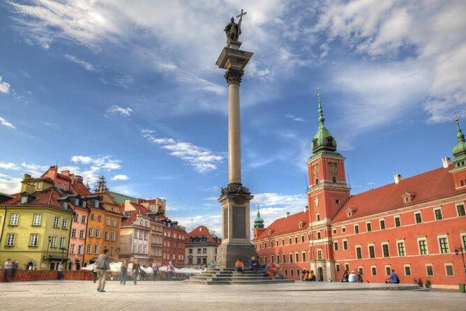 Warsaw Old Town (Stare Miasto)