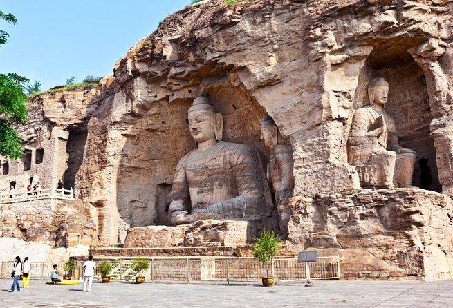 Yungang Grottoes (Yungang Shiku)