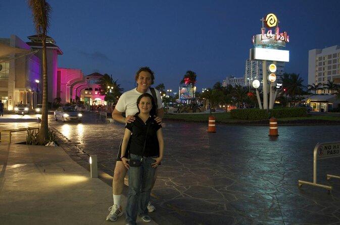 Cancun Hotel Zone (Avenida Kukulkan)