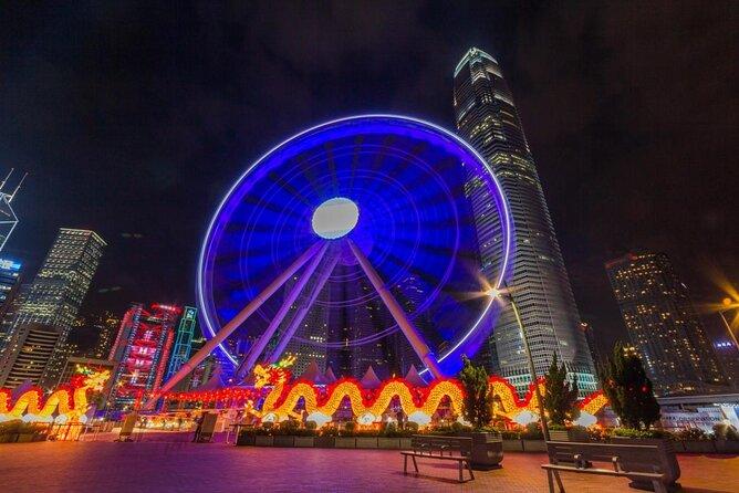 Ruota panoramica di Hong Kong