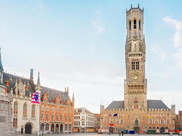 Belfry of Bruges (Belfort van Brugge)