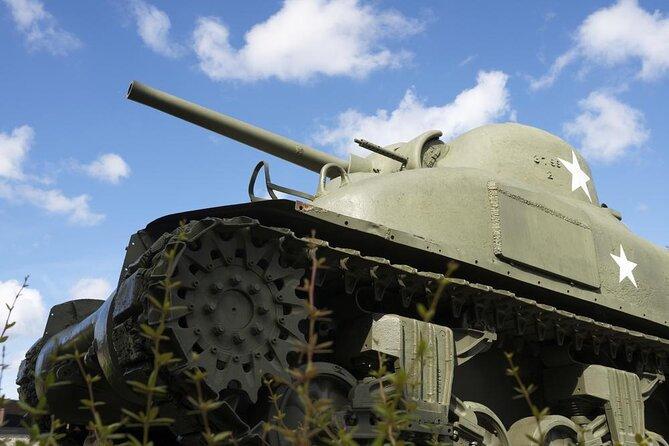 Memorial Museum of the Battle of Normandy (Musée Mémorial de la Bataille de Normandie)