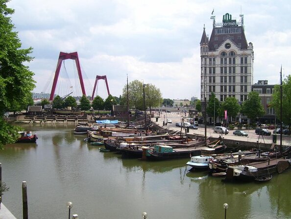 Rotterdam Old Harbor (Oude Haven)