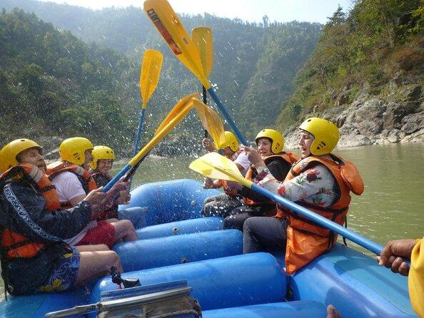 Trisuli River (Trishuli River)