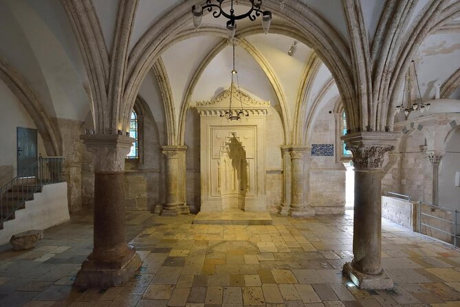 Room of the Last Supper (Cenacle)