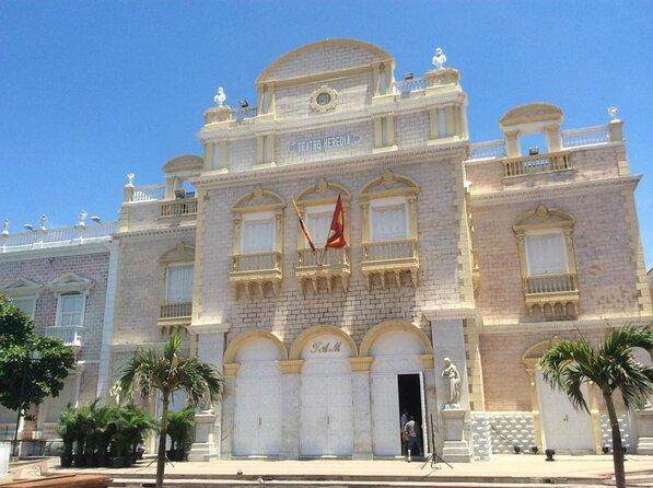 Teatro Adolfo Mejia (Teatro Heredia)