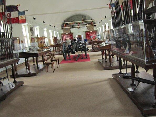Museum of the Gunners in Lille (Musée des Canonniers Sédentaires de Lille)
