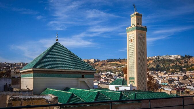 Kairaouine Mosque (Mosque of al-Qarawiyyin)