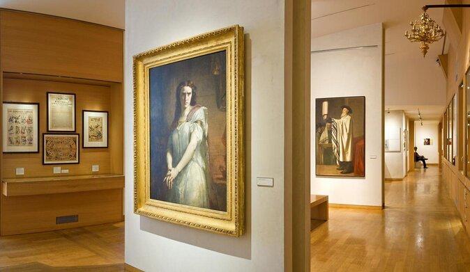 Museum voor Joodse Kunst en Geschiedenis (Musée d'Art et d'Histoire du Judaïsme)