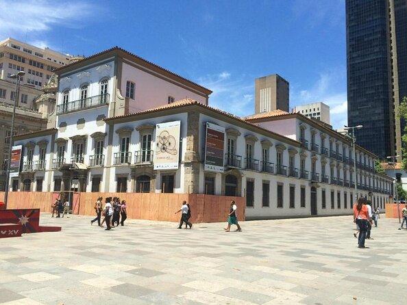 Palacio Real de Río de Janeiro (Paco Imperial)