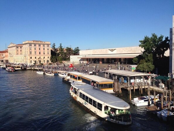 Estación de Venecia Santa Lucia (Stazione di Venezia Santa Lucia)