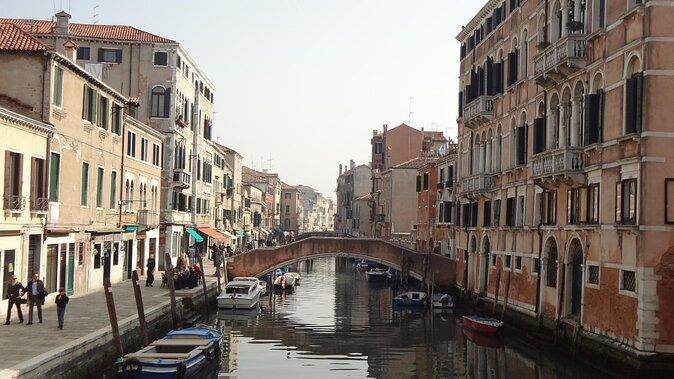 Venice Jewish Ghetto (Ghetto di Venezia)