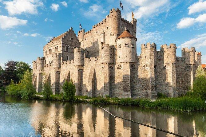 Gravensteen Castle (Castle of the Counts)