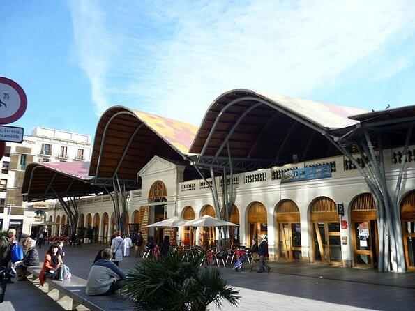Santa Caterina Market (Mercat de Santa Caterina)