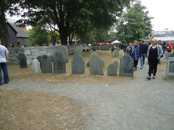 Salem Witch Village