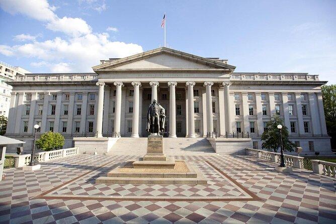 Edificio del Tesoro de los Estados Unidos
