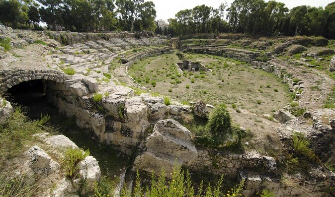 Neapolis Archaeological Park (Parco Archeologico della Neapolis)