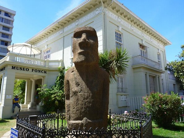 Corporate Museum of Archaeology and History Francisco Fonck