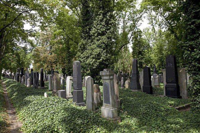 New Jewish Cemetery (Nový Zidovský Hrbitov)