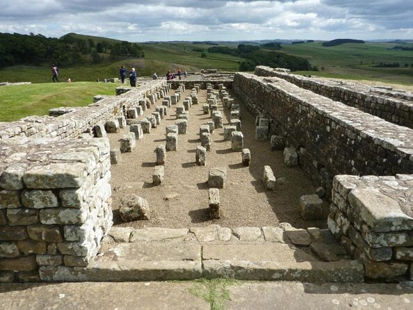 Housesteads Roman Fort (Vercovicium)