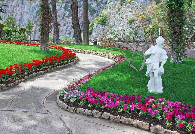 Gardens of Augustus (Giardini di Augusto)