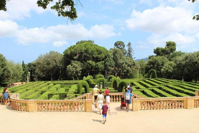 Parque Labirinto da Horta (Parc del Laberint d'Horta)