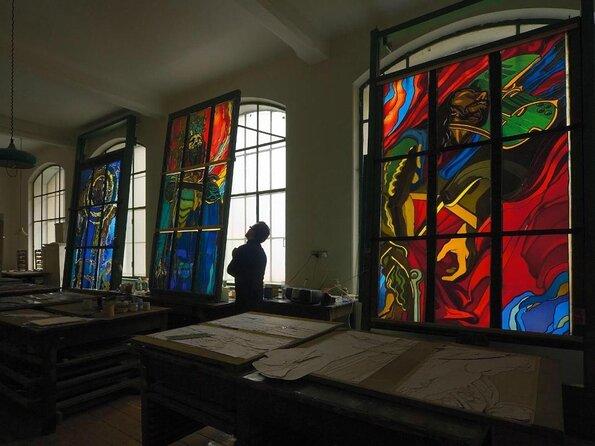 Laboratorio e museo del vetro colorato (Pracownia i Muzeum Witrazu)