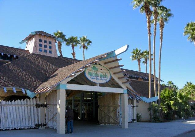 Wildlife World Zoo Aquarium y Safari Park