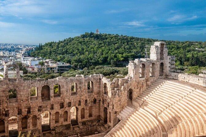 Odeon of Herodes Atticus (Odeio Irodou Attikou)