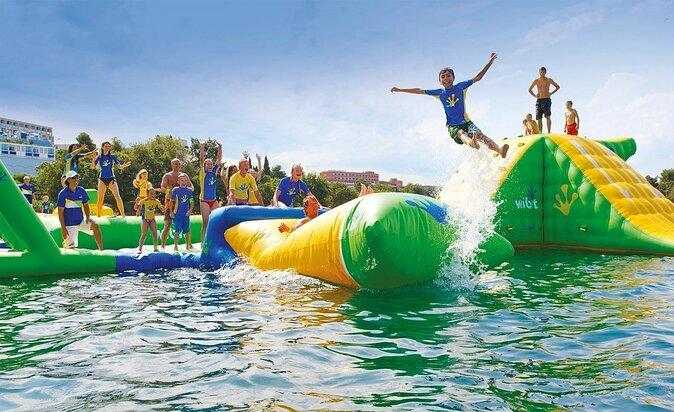 Splash Island Water Park