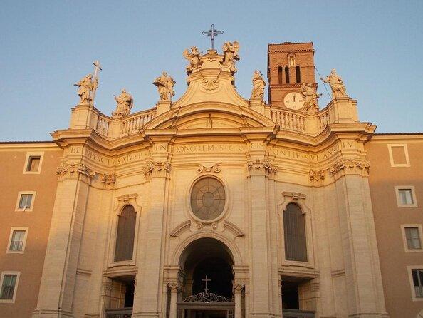 Basilica of the Holy Cross in Jerusalem (Basilica di Santa Croce in Gerusalemme)